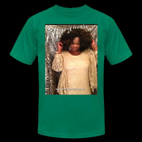 Marguerite Poster T - Men's Fine Jersey T-Shirt
