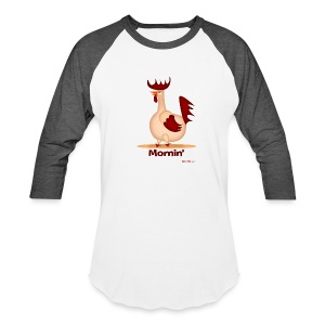 Mornin' Rooster Men's T - Baseball T-Shirt