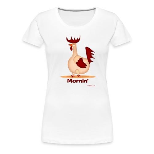 Rooster T-Shirt - Women's Premium T-Shirt