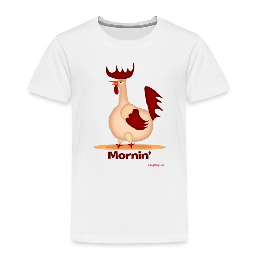 Rooster T-Shirt - Toddler Premium T-Shirt