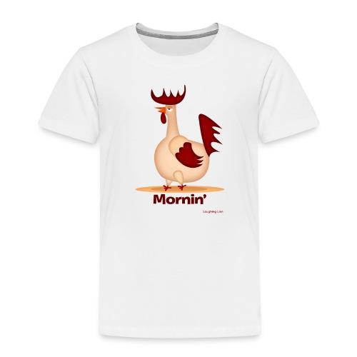 Rooster T-Shirt - Toddler Premium T-Shirt