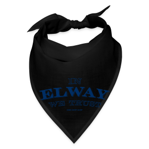 In Elway We Trust - Mens - T-Shirt - NP - Bandana