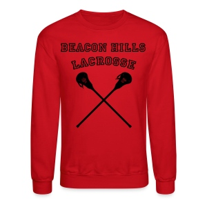 STILINSKI Beacon Hills Lacrosse - Men's T-shirt - Crewneck Sweatshirt