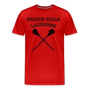 STILINSKI Beacon Hills Lacrosse - Men's T-shirt - Men's Premium T-Shirt