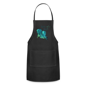 We're Not a Couple - Tote Bag - Adjustable Apron