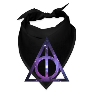 Deathly Hallows (Nebula) - Tote Bag - Bandana