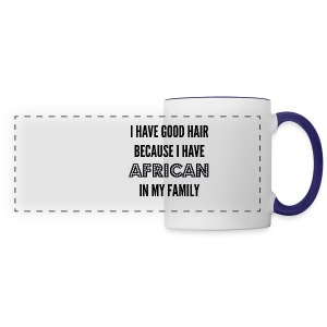 Good Hair - Panoramic Mug