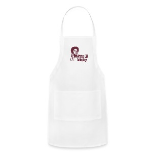 Keep it Kinky Tee - Adjustable Apron