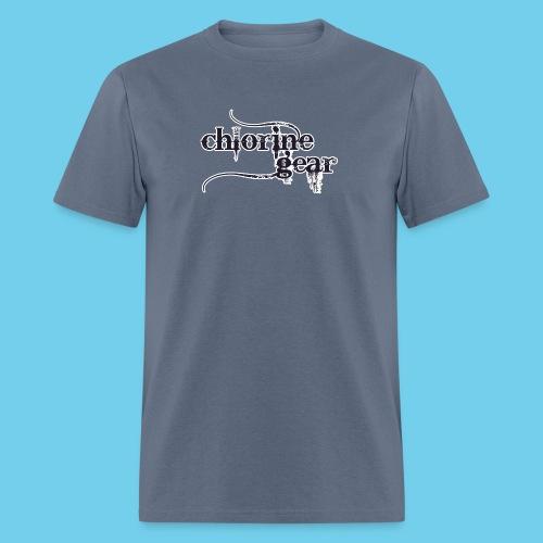 I Swim, therefore IM- Youth Tee - Men's T-Shirt