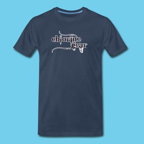I Swim, therefore IM- Youth Tee - Men's Premium T-Shirt