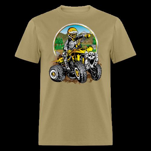 Extreme ATV Shirt - Men's T-Shirt
