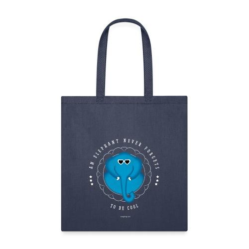 An Elephant Never Forgets - Tote Bag