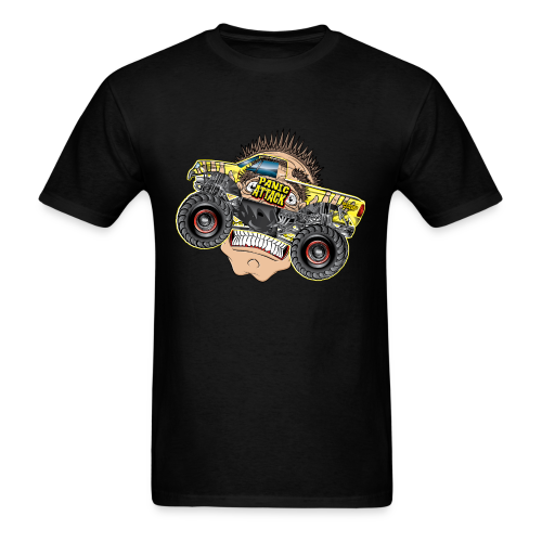 Panic Attack - Men's T-Shirt