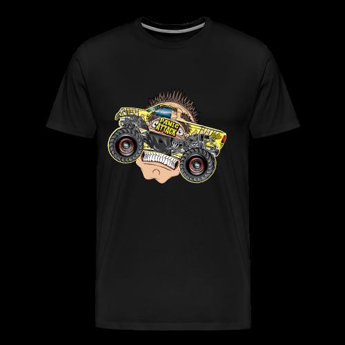 Panic Attack - Men's Premium T-Shirt