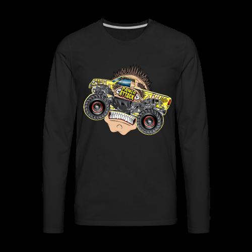 Panic Attack - Men's Premium Long Sleeve T-Shirt
