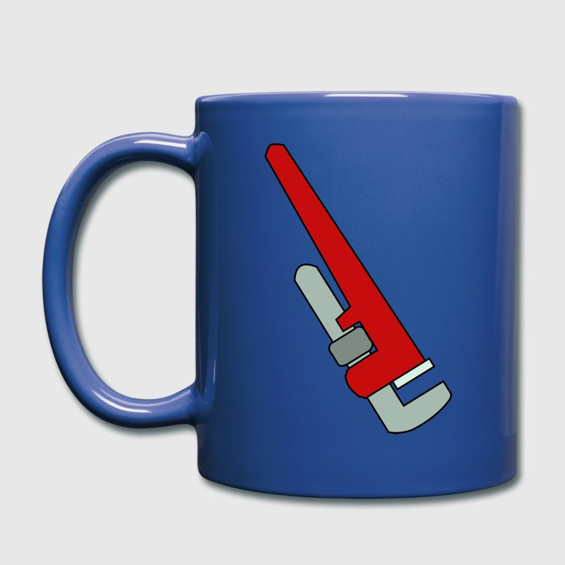 Pipe Wrench - Full Color Mug