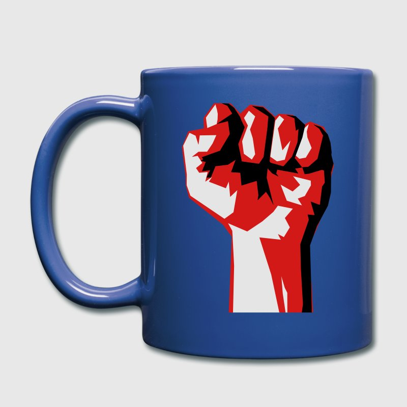 Closed Fist - Full Color Mug
