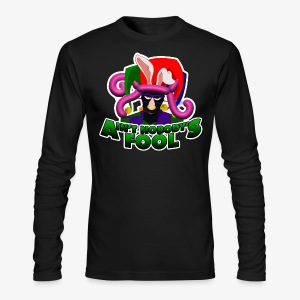 Ain't Nobody's Fool - T-Shirt - Men's Long Sleeve T-Shirt by Next Level