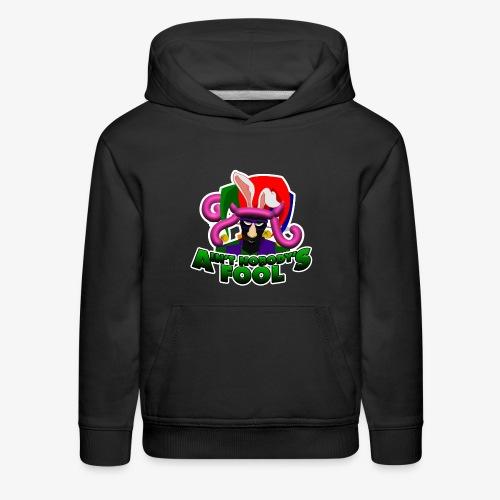 Ain't Nobody's Fool - T-Shirt - Kids' Premium Hoodie
