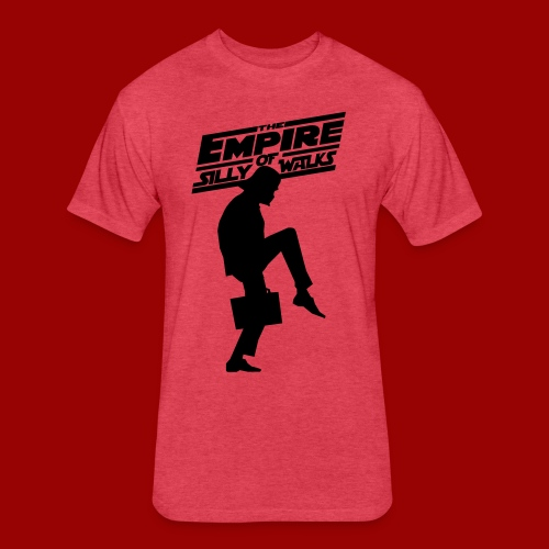 EMPIRE OF SILLY WALKS - Fitted Cotton/Poly T-Shirt by Next Level