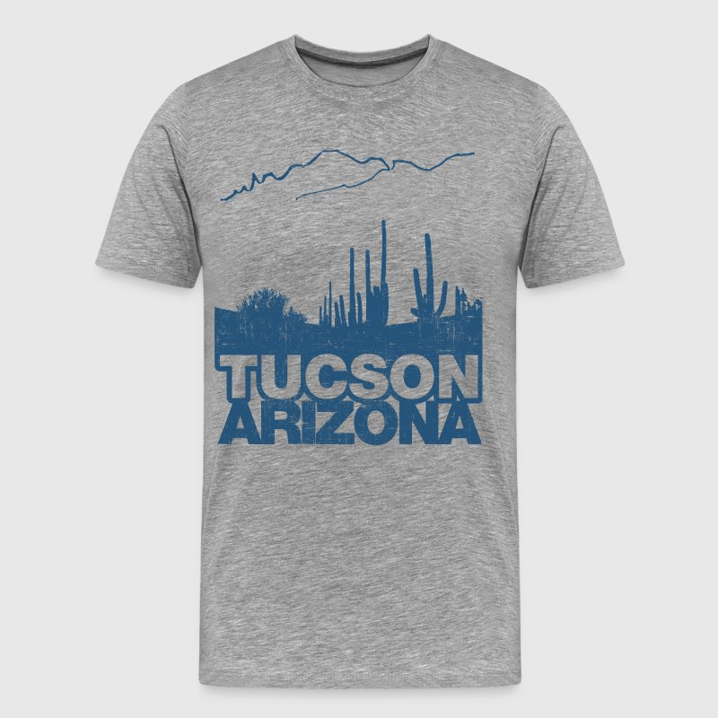 Tucson Arizona T-Shirts - Men's Premium T-Shirt