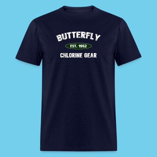 Butterfly est 1952- Keep it Simple Collection- Men's LS Tee - Men's T-Shirt