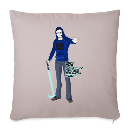 Kid's Sl1pg8r #MTSATBWY Contest Winner! - Throw Pillow Cover