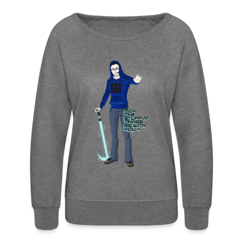 Kid's Sl1pg8r #MTSATBWY Contest Winner! - Women's Crewneck Sweatshirt
