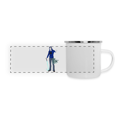 Kid's Sl1pg8r #MTSATBWY Contest Winner! - Panoramic Camper Mug