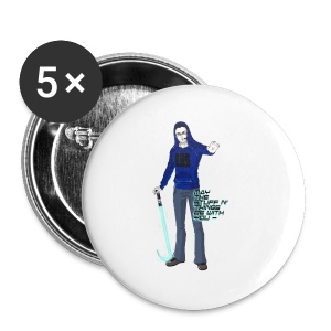 Kid's Sl1pg8r #MTSATBWY Contest Winner! - Small Buttons