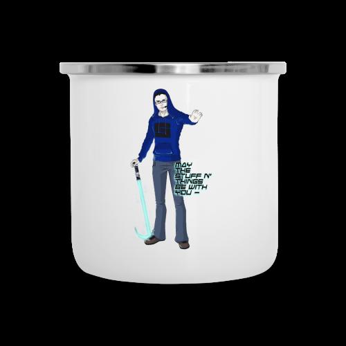 Kid's Sl1pg8r #MTSATBWY Contest Winner! - Camper Mug