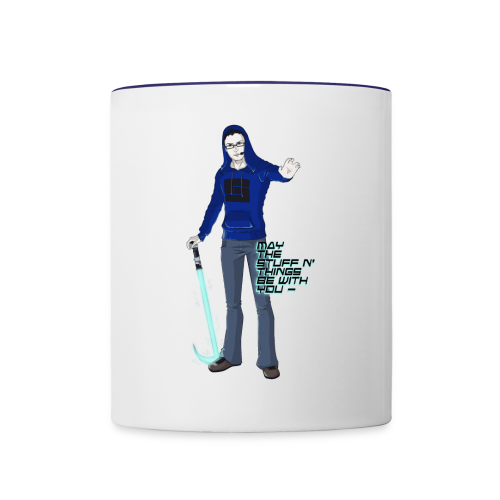 Kid's Sl1pg8r #MTSATBWY Contest Winner! - Contrast Coffee Mug