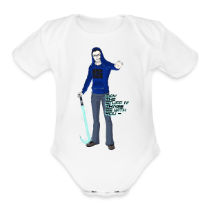 Kid's Sl1pg8r #MTSATBWY Contest Winner! - Short Sleeve Baby Bodysuit