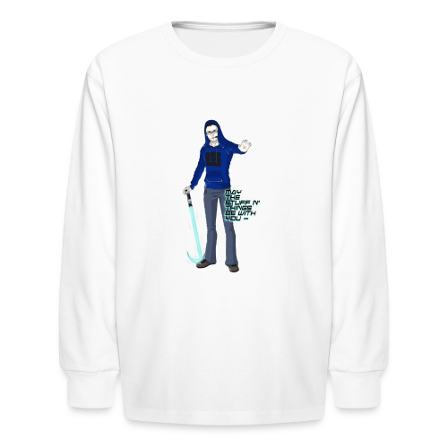 Kid's Sl1pg8r #MTSATBWY Contest Winner! - Kids' Long Sleeve T-Shirt
