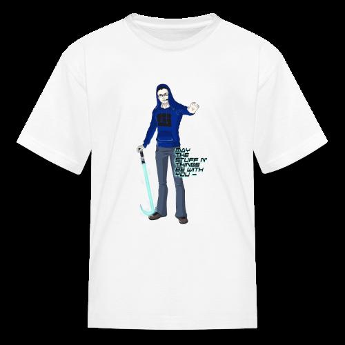 Kid's Sl1pg8r #MTSATBWY Contest Winner! - Kids' T-Shirt