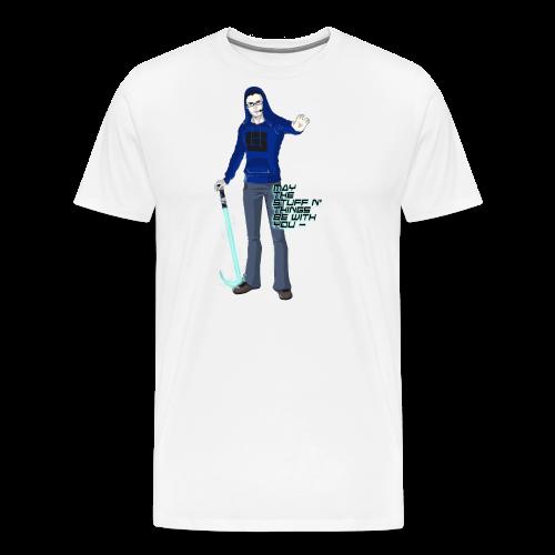 Kid's Sl1pg8r #MTSATBWY Contest Winner! - Men's Premium T-Shirt