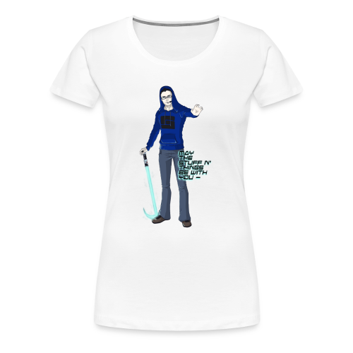 Kid's Sl1pg8r #MTSATBWY Contest Winner! - Women's Premium T-Shirt