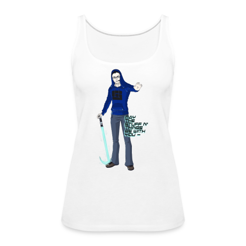 Kid's Sl1pg8r #MTSATBWY Contest Winner! - Women's Premium Tank Top