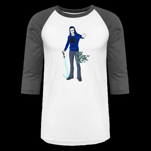 Kid's Sl1pg8r #MTSATBWY Contest Winner! - Baseball T-Shirt
