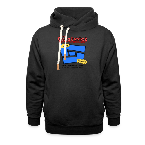 Kid's Sl1pg8r GaterVator Shirt - Shawl Collar Hoodie