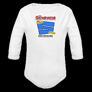 Kid's Sl1pg8r GaterVator Shirt - Long Sleeve Baby Bodysuit
