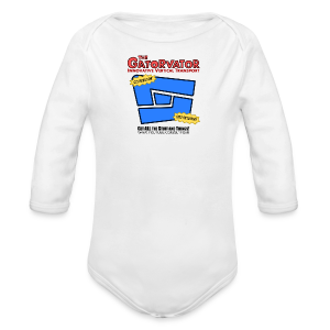 Kid's Sl1pg8r GaterVator Shirt - Long Sleeve Baby Bodysuit
