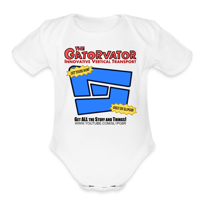Kid's Sl1pg8r GaterVator Shirt
