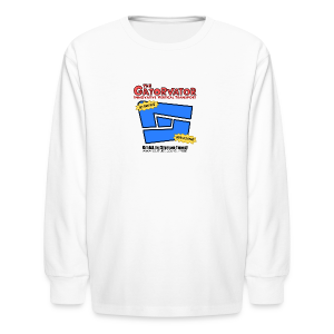 Kid's Sl1pg8r GaterVator Shirt - Kids' Long Sleeve T-Shirt