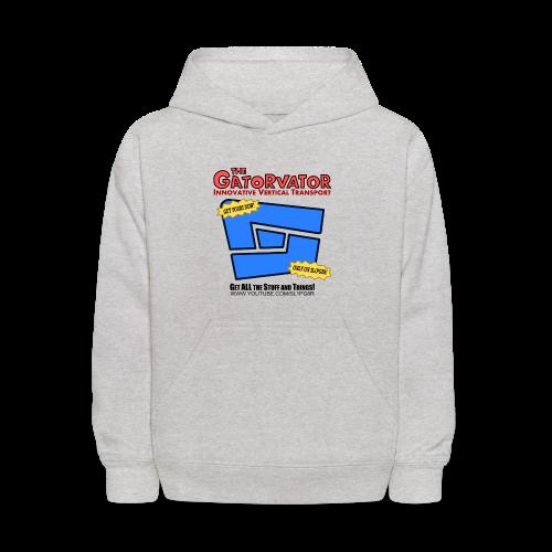 Kid's Sl1pg8r GaterVator Shirt - Kids' Hoodie