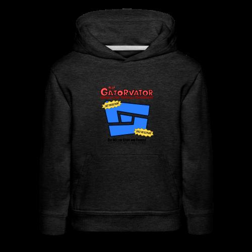 Kid's Sl1pg8r GaterVator Shirt - Kids' Premium Hoodie