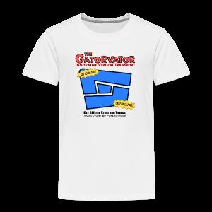 Kid's Sl1pg8r GaterVator Shirt - Toddler Premium T-Shirt