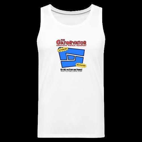 Kid's Sl1pg8r GaterVator Shirt - Men's Premium Tank
