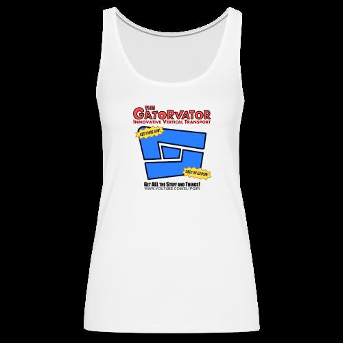 Kid's Sl1pg8r GaterVator Shirt - Women's Premium Tank Top
