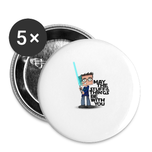 Kid's Sl1pg8r #MTSATBWY Shirt - Large Buttons